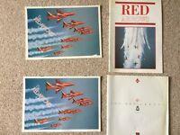 Red Arrows programs 1987-1989