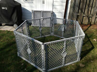 Play yard for pets or kids