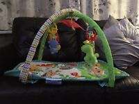 Fisher price baby play gym