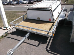 selling new k trail galvenized tilt trailers amherst ns