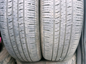 2 GOODYEAR   225/55/16     SUMMER TIRES