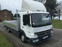 Mercedes Atego 816 7.5 Tonne GVW 21FT Scaffold Dropside, Lovely Condition