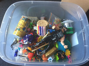 Big box of mixed toys! Great for Teachers / daycare