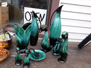 COLLECTION ON BLUE MOUNTAIN POTTERY ALL FOR $45.00