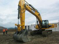 360 Machine Driver / Digger Driver - Luton Airport