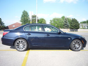 2008 BMW 535 xi with xDrive and 2nd set of tires CERT & E-TESTED