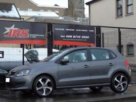2009 Volkswagen Polo 1.2 SE 5dr
