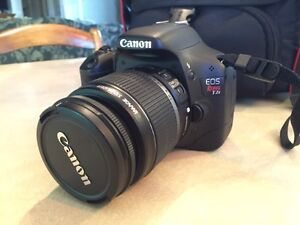 Canon Rebel T2i with 430 Ex II flash and Tripod