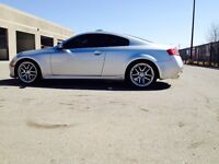 2006 G35 Coupe 6MT Nav Package
