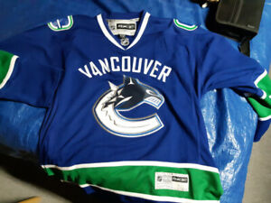 Vancouver Canucks Jersey
