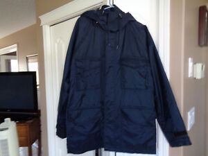 Mens XL rain suit made by 911 OUTER WEAR