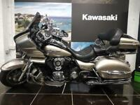 2009 KAWASAKI VN1700 VOYAGER ABS VN1700 B9F One Owner, Full Service History