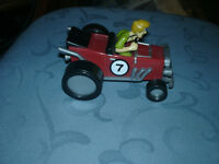 Scooby Doo race car with Shaggy, Stuffed animal, other