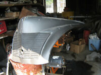 1940 Ford Style Hood for a 1966-74 VW Classic