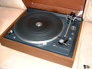 Vintage Dual 510 Turntable with manuals