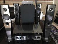 SONY BDV N7200W Home Cinema System