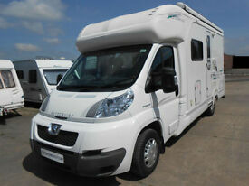 2007 AUTOCRUISE STARSEEKER 3 BERTH REAR FIXED BED MOTORHOME FOR SALE