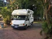 1997 Ford transit campervan for sale Heathcote Bendigo Surrounds Preview
