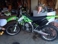 2004 kx 250 for sale