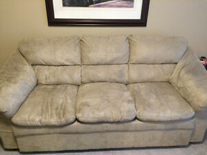 Pet and smoke free sofa Kitchener / Waterloo Kitchener Area image 1