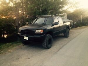 2000 GMC Sierra 1500 Lifted