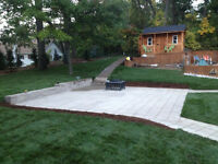 Landscaping and Sodding