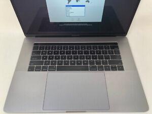 "2017 MacBook Pro 15"" (i7, 16GB RAM) - TOUCH BAR - AppleCare"
