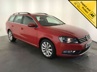 2013 VOLKSWAGEN PASSAT HIGHLINE TDI ESTATE 1 OWNER VW SERVICE HISTORY FINANCE PX