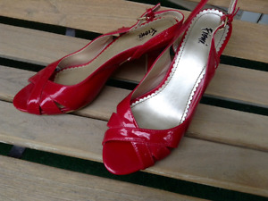 Size 7 Red Heels