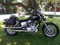 HONDA SHADOW VT 1100 Spirit 2001