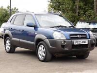 Hyundai Tucson 2.0CRTD CDX, 75 000 Miles. FSH, 6 Months Warranty, 2005