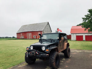2004 Jeep TJ Rubicon