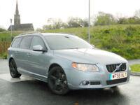 2008 58 Volvo V70 2.4 D5 ( 185ps ) 2008MY SE Sport R-Design WITH FVSH+TOP SPEC