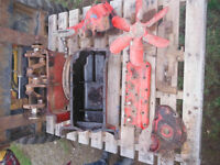 Ford 9N Engine Parts