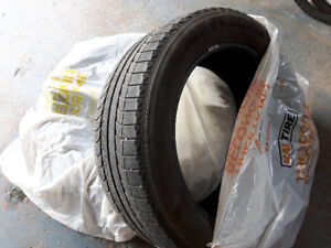 2 Michelin winter tires for sale