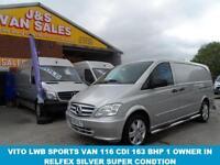 VAN L.W.B 116 CDI 163 BHP 2013/13 REG