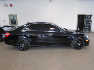 2010 MERCEDES E63 AMG! 518HP! 87,000KMS! 1 OWNER! ONLY $33,900!