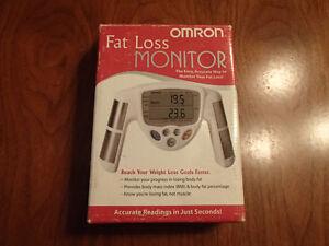 FAT LOSS MONITOR by Omron