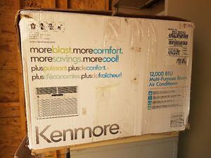 KENMORE 12000 BTU MULTI PURPOSE ROOM AIR CONDITION