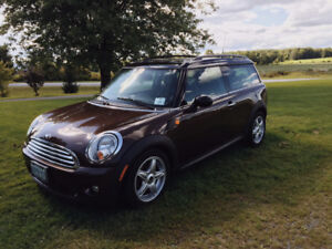 2009 MINI Clubman Coupe (3 door)