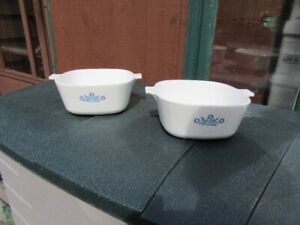 VINTAGE CASSEROLE DISHES - multiple items - REDUCED!!!