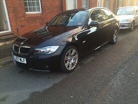 BMW 3 SERIES 318d M SPORT 5 DOOR DIESEL