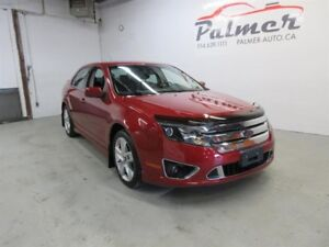 Ford Fusion V6 SPORT AWD,CUIR,TOIT OUVRANT 2010
