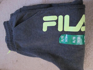 Track Pants, FILA, Boys XL..14/16 (fits men's Small)BNWT
