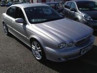 Jaguar X-TYPE 2.2D 2006 Sport FULL SERVICE HISTORY