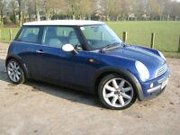2003 52 REG Mini Mini 1.6 Cooper