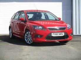 2010 Ford FOCUS ZETEC S S/S Manual Hatchback