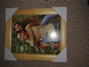 8X10 picture frame.