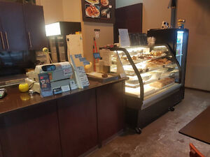 Mediterranean style cafe business for sale