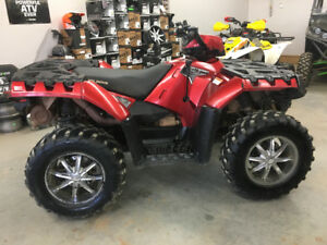 2011 POLARIS 550 SPORTSMAN ($500 GIFT CARD WITH FINANCING)